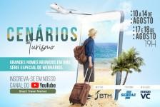 BTM realizará série de webinars sobre 'Cenários do Turismo' em agosto