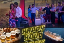 R11 Travel realiza 'Happy Hour of the Seas' para até 500 agentes nesta quinta (25)