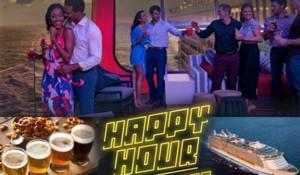 R11 Travel realiza 'Happy Hour of the Seas' para até 500 agentes nesta quinta (25)