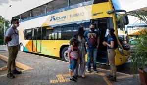 Itaipu recebe mais de 300 turistas em reabertura durante Corpus Christi