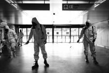 Terminal 2 do GRU Airport passa por desinfecção