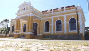 MTur investe R$ 1,7 milhão na Estação Ferroviária de Paranaguá (PR)