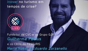 Festuris e Paulus abordam 'como empreender e inovar na crise' hoje às 19h