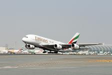 Emirates retoma operações com A380