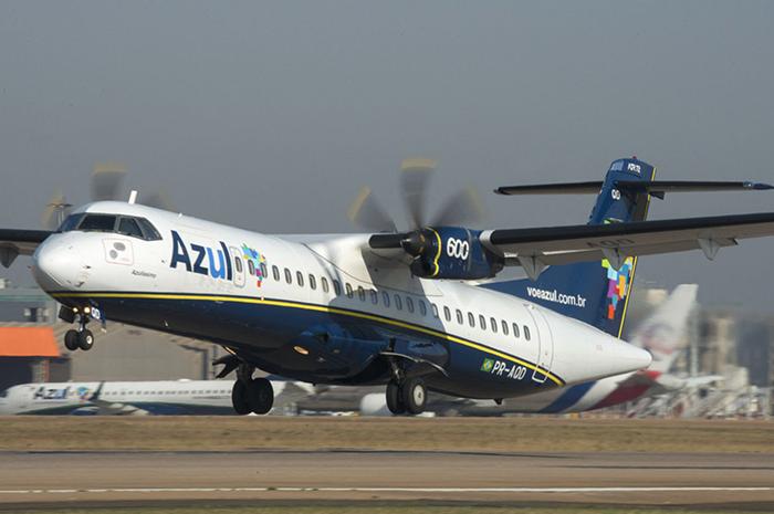 ATR Azul Congonhas