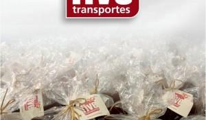 Five Transportes faz ação para compensar impactos ambientais