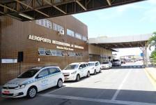 Infraero entrega mais uma etapa da obra de modernização do Aeroporto de Navegantes