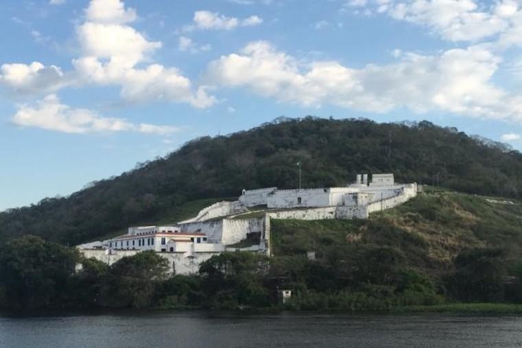 Forte de Coimbra no Mato Grosso do Sul (Foto: Iphan)