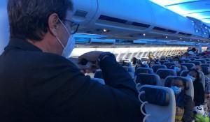 Embratur auxilia operação que repatriou 134 brasileiros da África