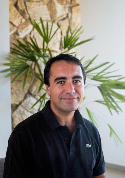 Marcos Pinheiro assumiu a Diretoria Desenvolvimento de Produtos