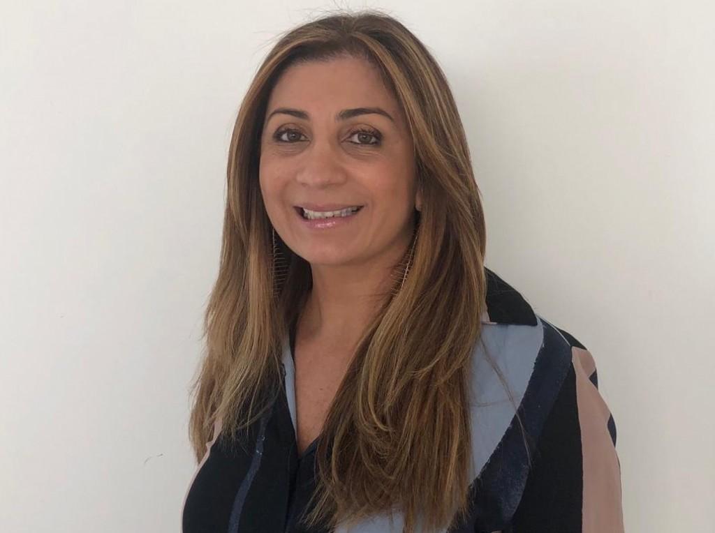 Michelle Pereira rosto foto 5