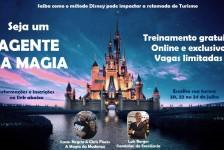 Webinar abordará como o método Disney pode impactar na retomada
