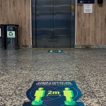 Instruções de uso do elevador