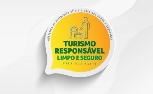 Selo do MTur já foi solicitado por mais 12 mil prestadores de serviços turísticos