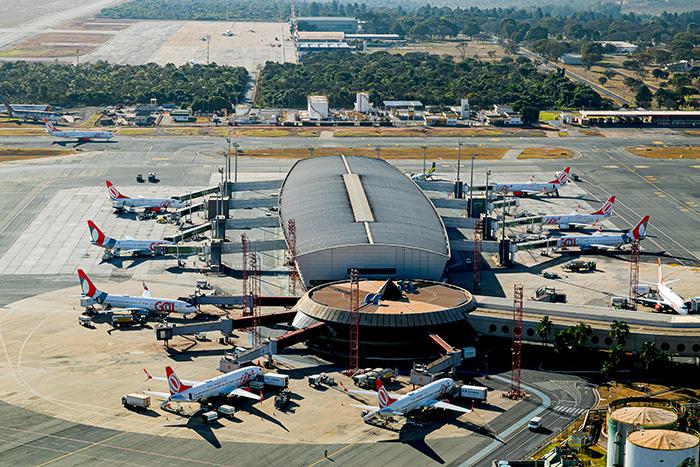 aeroporto brasilia divulgacao inframerica