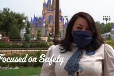 Disney inicia treinamento de cast members para reabertura dos parques