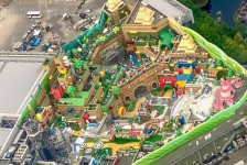 Imagens revelam detalhes do Super Nintendo World na Universal Japão