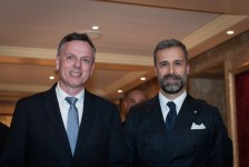 Costa Cruzeiros anuncia mudanças e Michael Thamm assume presidência