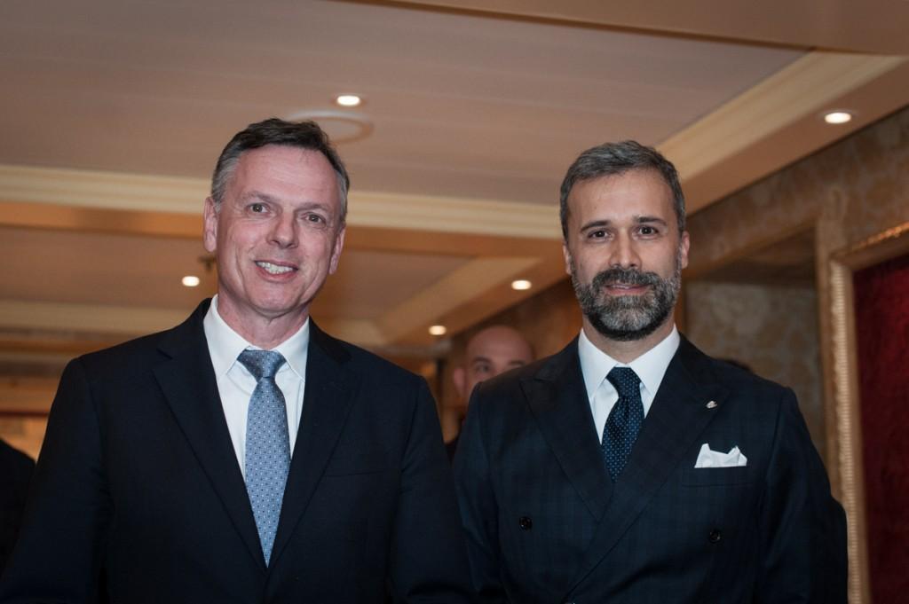 Michael Thamm e Mario Zanetti assumem novas funções