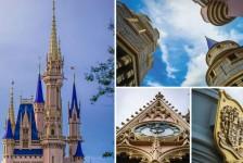 Disney divulga detalhes da reforma do castelo no Magic Kingdom