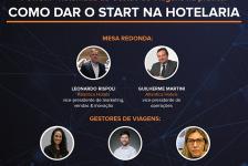Atlantica promove fórum híbrido de retomada da gestão de viagens
