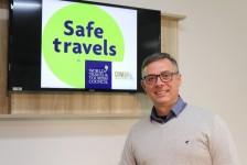 Canela (RS) recebe certificação 'Safe Travels' do WTTC