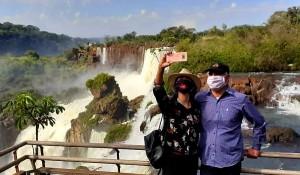 Parque Nacional do Iguazu retoma atividades na Argentina