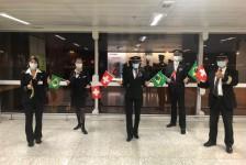 SWISS realiza primeiro voo após a retomada da rota São Paulo-Zurique