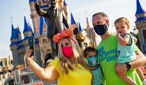 Confira como foi a reabertura dos parques da Disney em Orlando; fotos