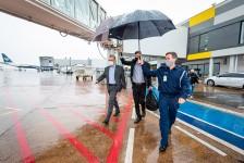 Aeroporto de Foz conclui primeira parte das obras em setembro