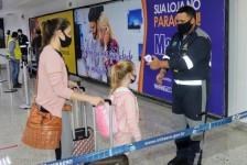 Aeroporto de Foz é o primeiro da Infraero a receber certificação contra Covid-19