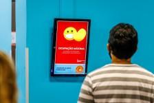 Aeroporto de Salvador ganha tecnologia para evitar aglomerações em banheiros