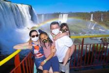 Parque Nacional do Iguaçu reabre para visitação