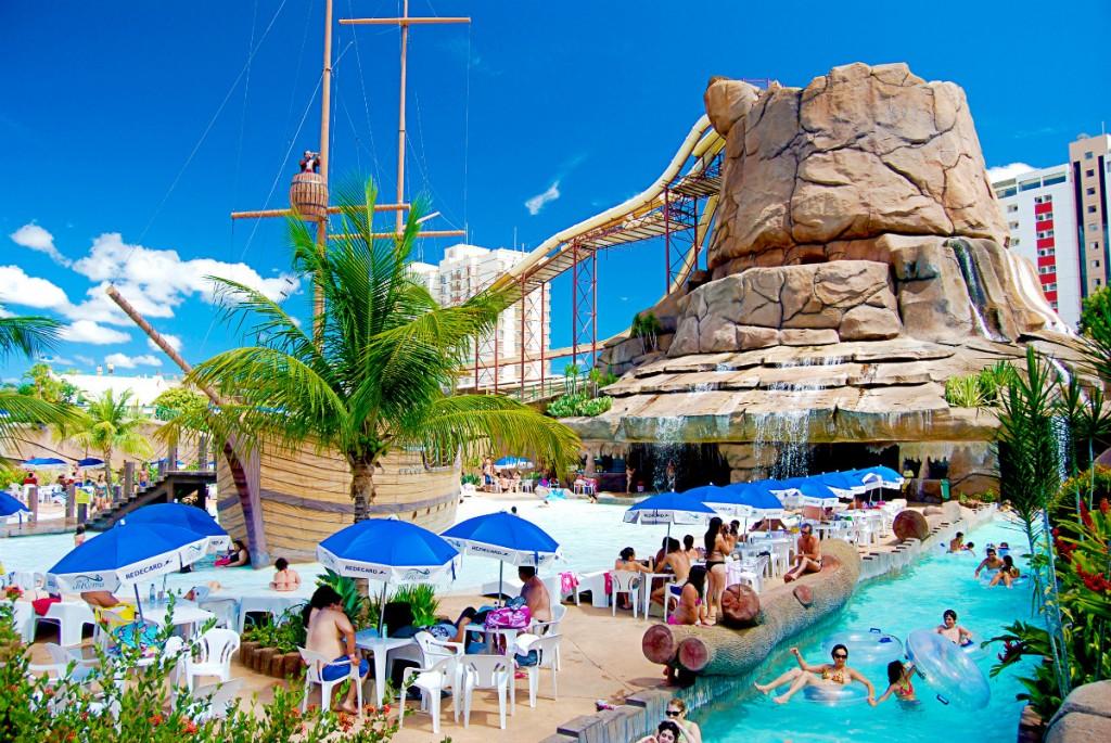Acquapark será reaberto no próximo dia 21 de agosto