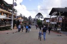 Monte Verde cria sistema para controlar fluxo de turistas