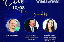 Presidente do M&E debate 'futuro da promoção de destinos turísticos' na segunda (10)
