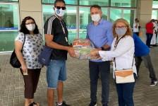 Secult já entregou mais de 4 mil cestas básicas a trabalhadores da Cultura e Turismo de Salvador