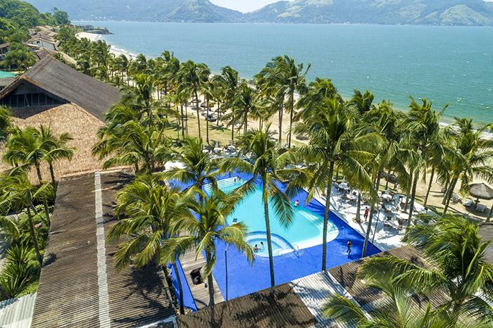 Portobello Resort & Safari - vista piscina