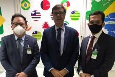 ABIH Nacional e ABIH-RN discutem promoção e ECAD com Embratur e MTur