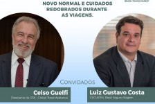 GTA e April participam de debate sobre o 'novo normal' nesta quinta (13)
