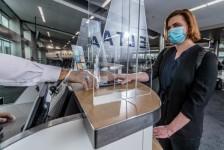 Delta trabalha em programa de testes rápidos para passageiros