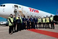Latam Cargo inicia operações entre Florianópolis e Miami