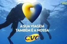CVC lança campanha publicitária focada na retomada do turismo pelo Brasil; VÍDEO