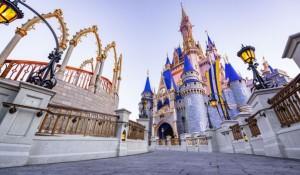 Disney divulga fotos do renovado castelo do Magic Kingdom