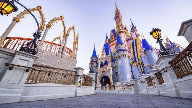 magic kingdom Matt Stroshane