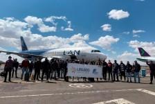 Mondiale by Ancoradouro leva brasileiros para a construção de hospital no Peru