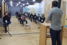 Bento CVB realiza primeira simulação de um evento no Brasil
