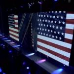 Cerimônia virtual de troca de bandeiras