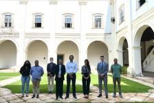 MTur debate ações para retomar atividades hoteleiras no Convento do Carmo
