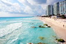 Cancun e Isla Mujeres registram aumento de taxa de ocupação hoteleira